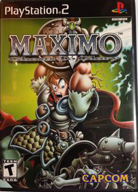 Maximo: Ghosts to Glory Official Strategy Guide Book
