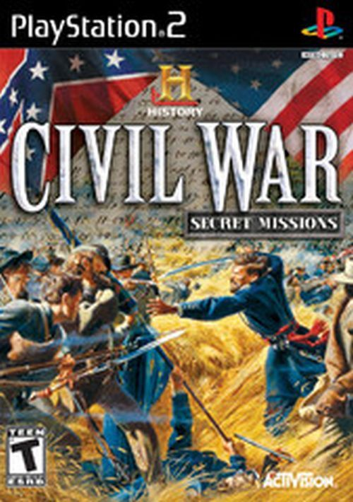 History Channel Civil War: Secret Missions