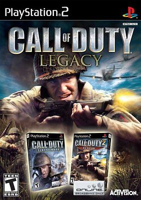 Call of Duty Legacy Includes Finest Hour, Big Red One