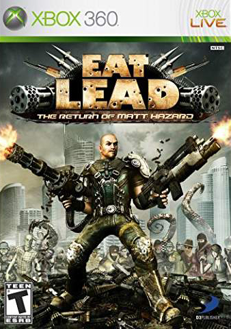 Eat Lead: The Return of Matt Hazzard