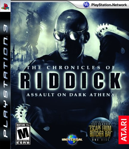 Chronicles of Riddick: Assault on Dark Athena