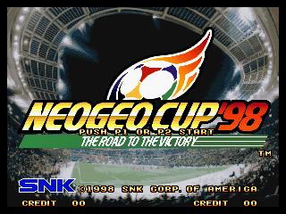 NeoGeo Cup 98 Plus NeoGeo Pocket Color