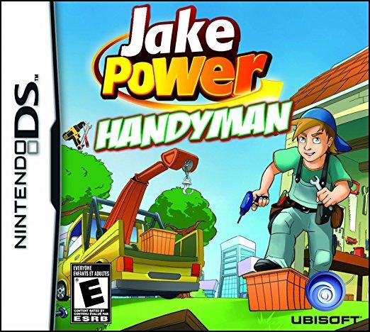 Jake Power: Handyman