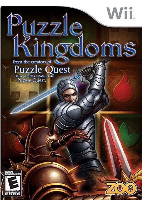 Puzzle Kingdoms