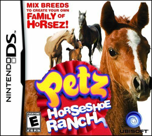 Petz Horseshoe Ranch