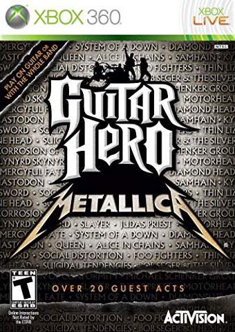 Guitar Hero: Metallica (Game Only)