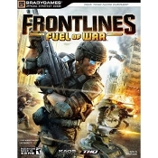Frontlines: Fuel of War Official Strategy Guide Book