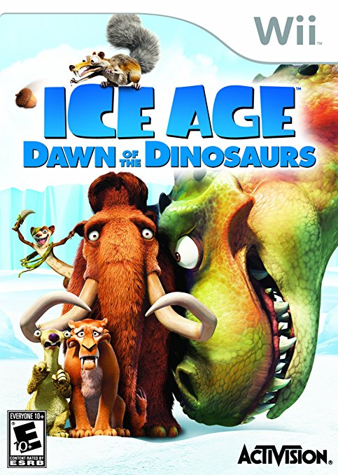 Ice Age: Dawn Of The Dinosaur