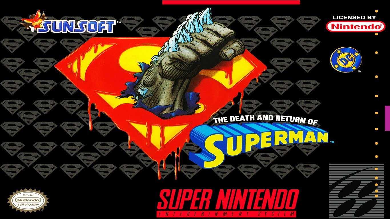 Superman: Death and Return