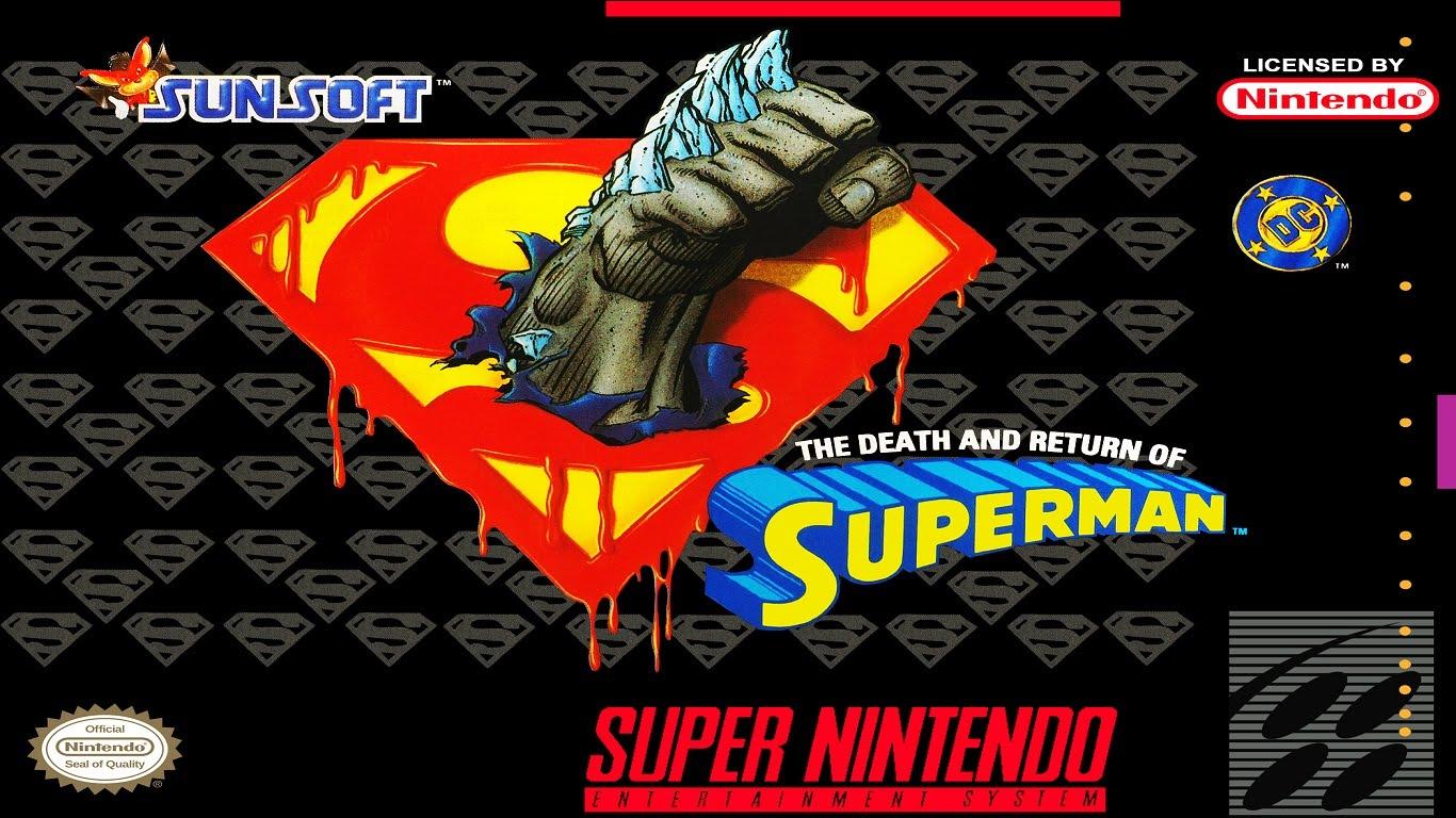 Superman: Death and Return