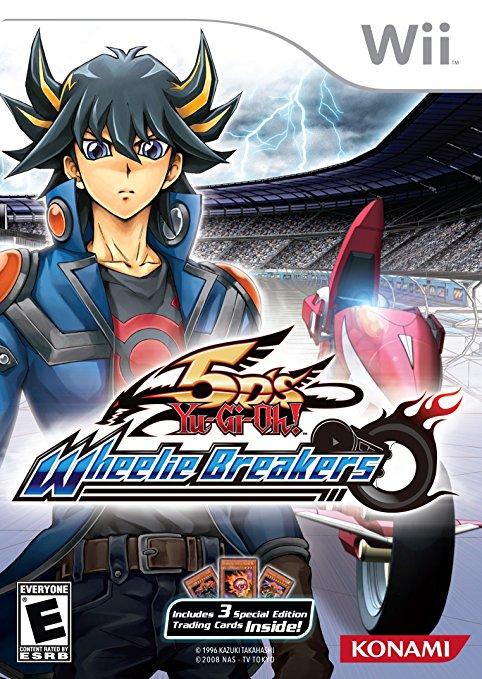 Yu-Gi-Oh 5D's: Wheelie Breakers