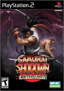 Samurai Shodown: Anthology
