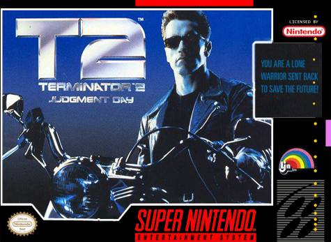 T2 Terminator 2: Judgment Day