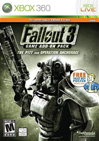 Fallout 3 Expansion Pack: The Pitt & Operation Anchorage