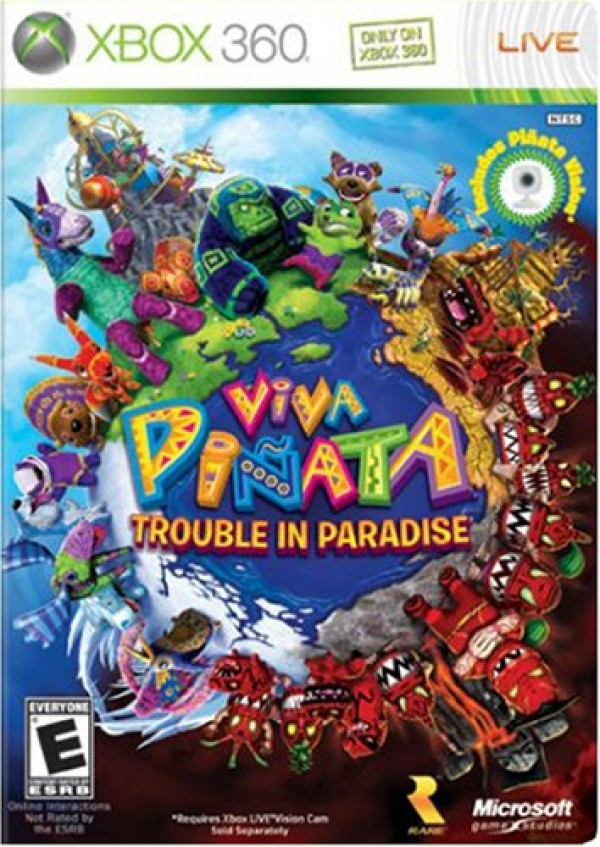 Viva Pinata Trouble in Paradise Game Guide