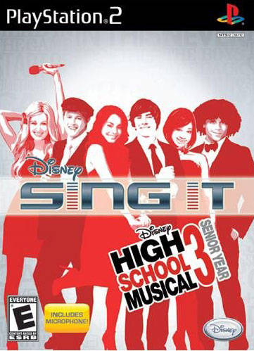 Sing It: High School Musical 3 Senior Year with Microphone