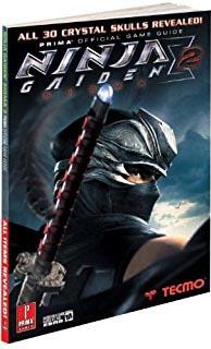 Ninja Gaiden Sigma Official Game Guide