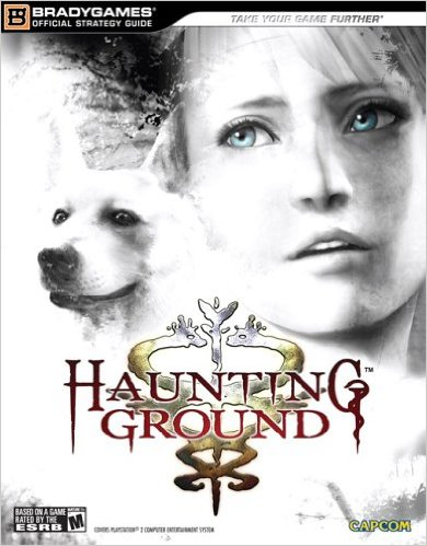 Haunting Ground Official Strategy Guide Book