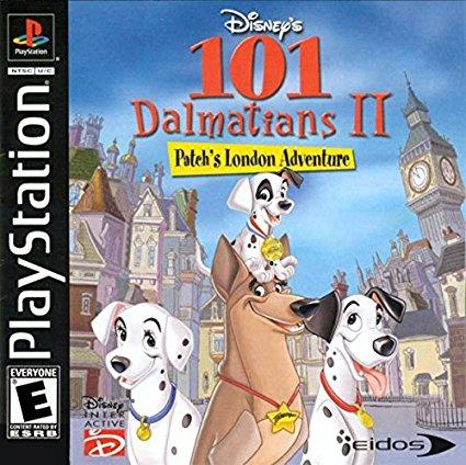 101 Dalmatians II Patch's London Adventure