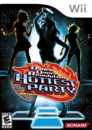 Dance Dance Revolution: Hottest Party