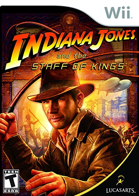Indiana Jones & the Staff of Kings