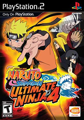 Naruto: Ultimate Ninja 4