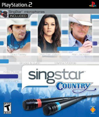 SingStar Country Bundle