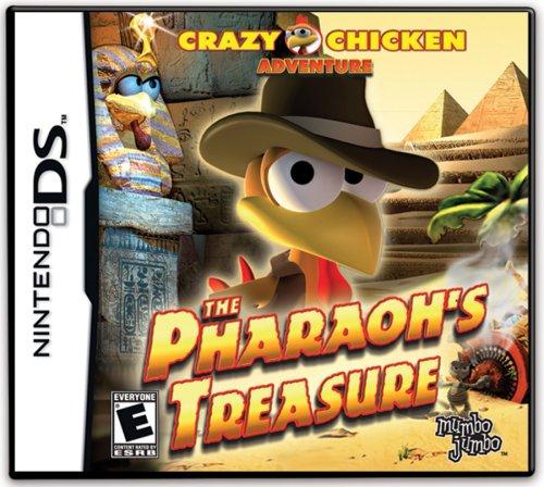 Crazy Chicken: Pharaoh's Treasure