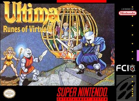 Ultima: Runes of Virtue II