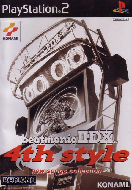 Beatmania IIDX 4th Style: New Songs Collection