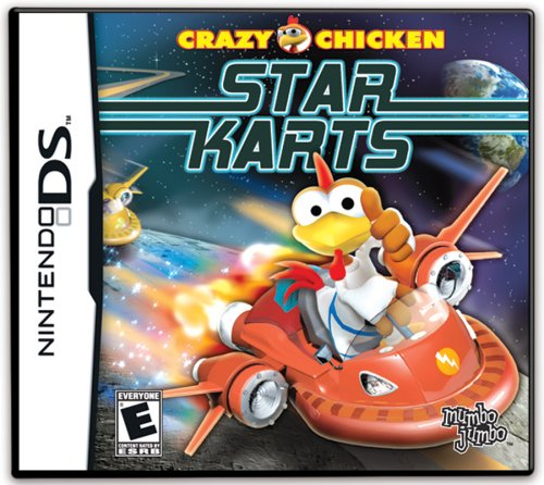 Crazy Chicken: Star Karts