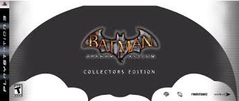 Batman: Arkham Asylum Collector's Edition