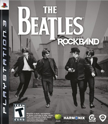 Rock Band: The Beatles (Game Only)