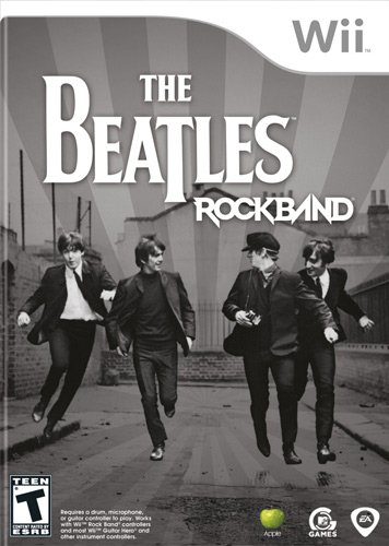Rock Band The Beatles (Game Only)