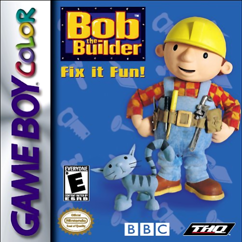 Bob the Builder Fix it Fun!
