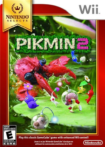 Pikmin 2 w/ New Play Control!