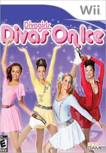 Diva Girls Divas on Ice