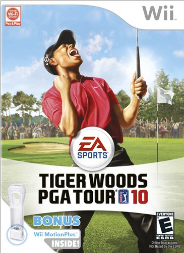 Tiger Woods PGA Tour 10 Bundle