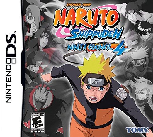 Naruto Shippuden Ninja Council 4