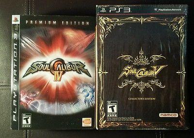 Soul Calibur IV Premium Edition