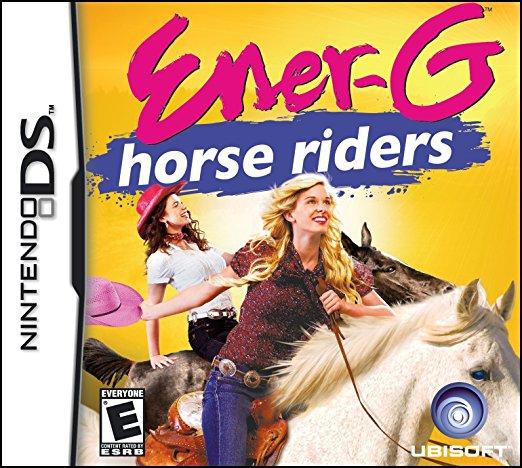 Ener-G Horse Rider