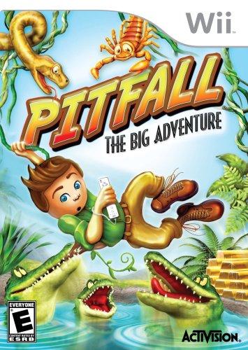 Pitfall The Big Adventure