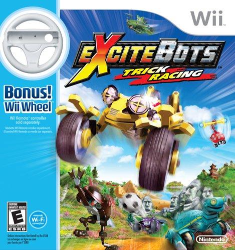 ExciteBots: Trick Racing w/ Wheel