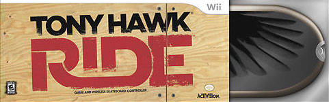 Tony Hawk Ride Bundle