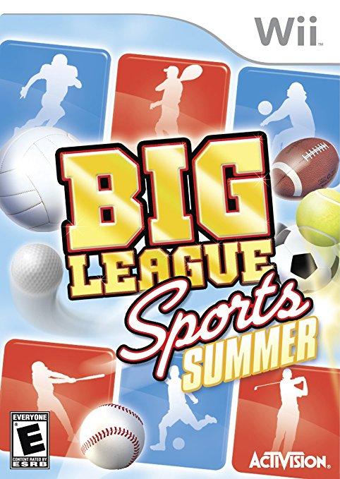 Big League Sports: Summer Sports