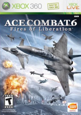 Ace Combat 6: Fires of Liberation Limited Edition Bundle