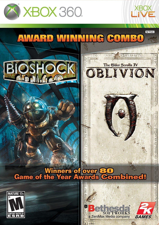 Bioshock & Elder Scrolls IV: Oblivion Bundle