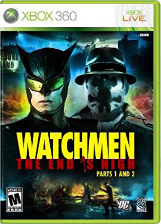 Watchmen: The End Is Nigh Part 1 & 2