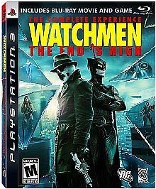 Watchmen: The End Is Nigh Complete Experience (with movie)