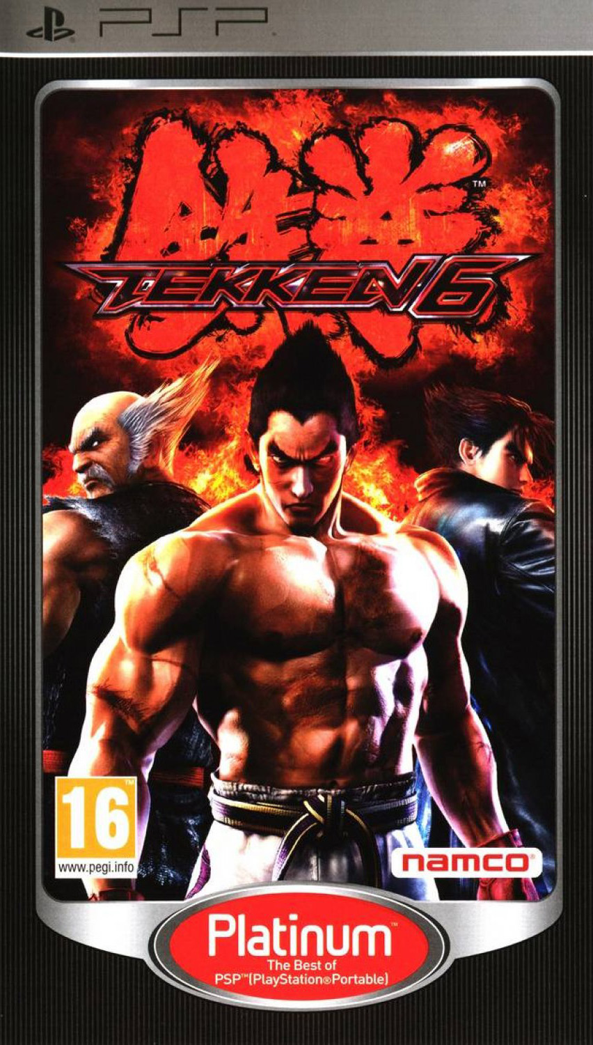 Buy Psp Tekken 6 Estarland Com
